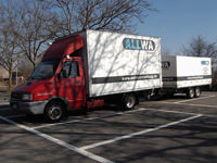 Umzug, Transport, Allwa GmbH